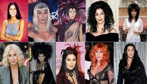 Espectáculos: Cher: doce curiosidades y una transformación ...