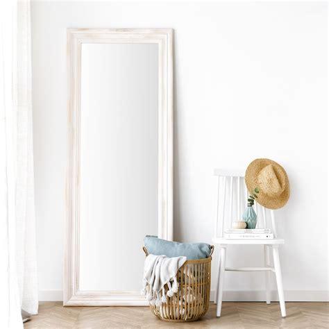 Espejo blanco Nima 180x70   Kenay Home