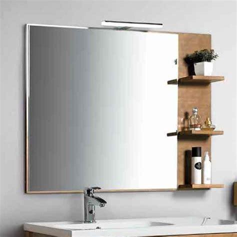 Espejo de Baño con Baldas Sheila. Espejo de la serie de ...