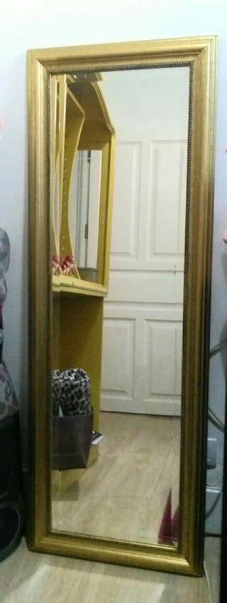 Espejo de pared cuerpo entero de segunda mano en WALLAPOP