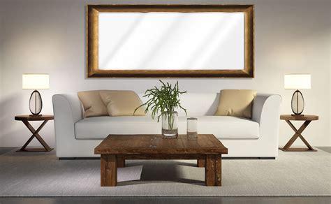 Espejo de Pared Espejos decorativos Color: Oro viejo # ...
