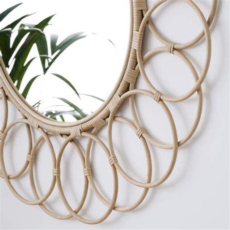 espejo_deco_decoración_Kenay home | Espejos, Cestas en la ...