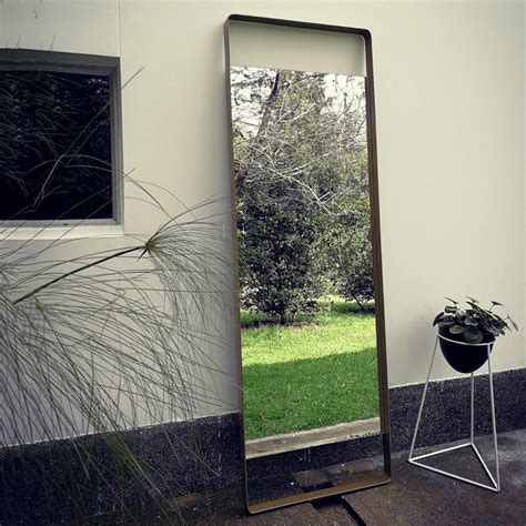 Espejo decorativo de cuerpo entero Mendoza   Ebani Colombia