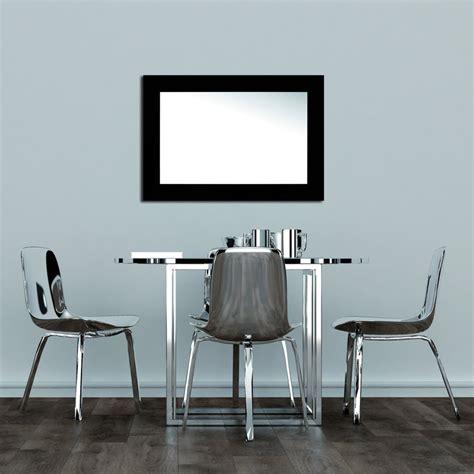 Espejo decorativo pared negro TAB07 88 x 67   Tienda del ...