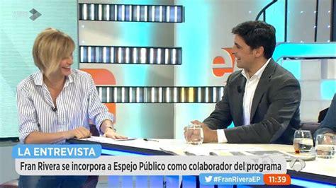 Espejo Público: Fran Rivera da explicaciones sobre sus ...