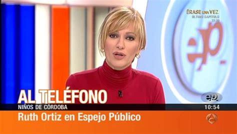Espejo Público , líder de la mañana  19,4% de share ...