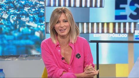 Espejo Público: Susanna Griso da la cara por Ana Rosa ...