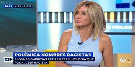 Espejo público: Susanna Griso, sobre la polémica de los ...