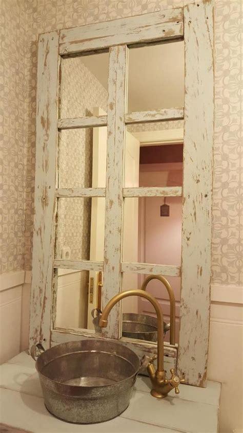 Espejo rústico para el baño   Comunidad Leroy Merlin ...