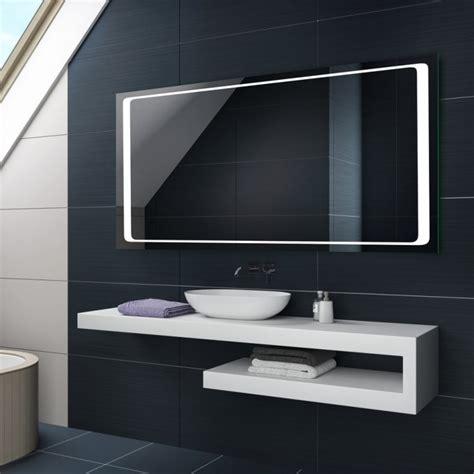 Espejos de baño con luz led integrada de Centro Espejos ...
