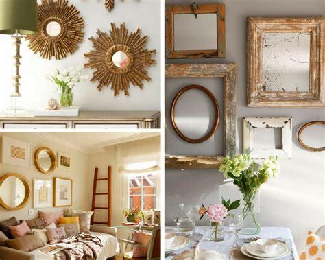 Espejos decorativos: 5 ideas para decorar con espejos ...