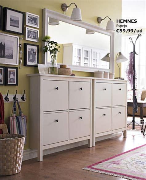 Espejos Decorativos y Modernos   IKEA | Recibidores ikea ...