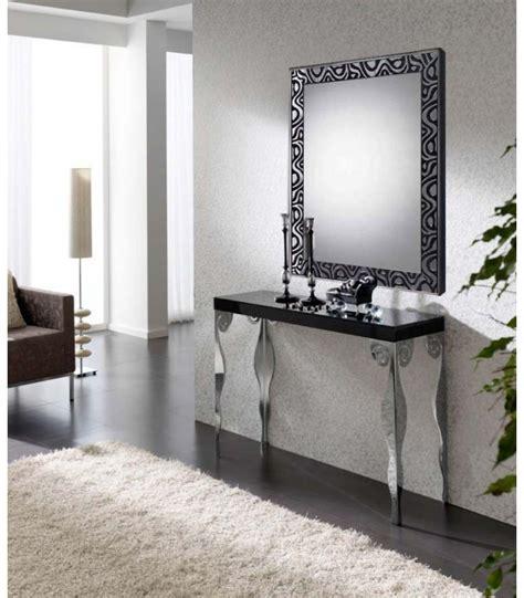 Espejos originales en madera negros CORNELLA. ofertas ...