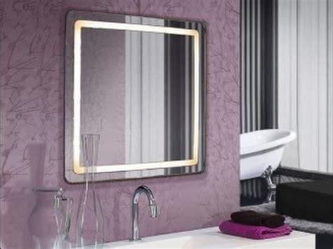 Espejos para Baños   Espejos de Baño con luz Led   YouTube
