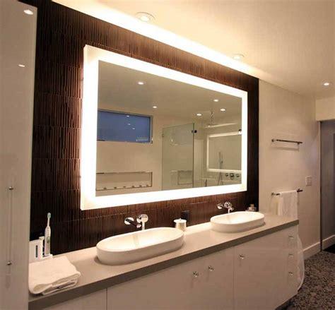 Espejos para baños modernos, pequeños y originales
