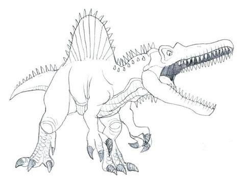 Espinosaurio. El dinosaurio carnívoro de mayor tamaño ...