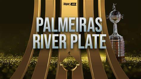 ESPN 2, River vs. Palmeiras EN VIVO: partido de hoy por ...