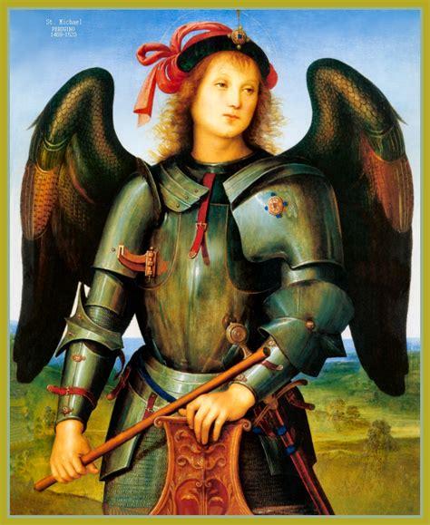 Espolon: San Miguel Arcángel   29 de septiembre