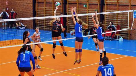 Esports   El Volei Sant Cugat guanya el primer dels dos ...