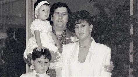 Esposa de Pablo Escobar fue violada por el a los 14 años