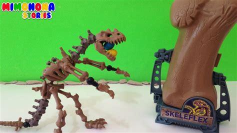 Esqueleto de Dinosaurio | Ceratosaurio Skeleflex ...