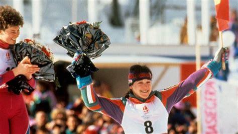 Esquí: Blanca Fernández Ochoa: 25 años de la 1ª medalla ...