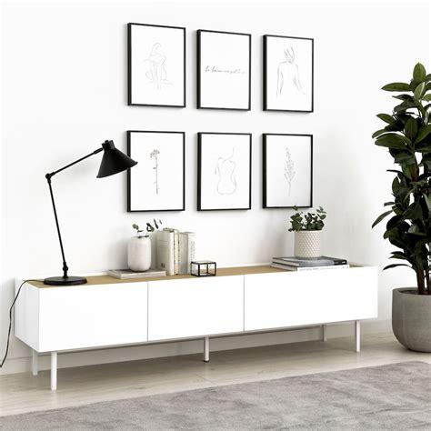 Essence mueble de televisión   Kenay Home