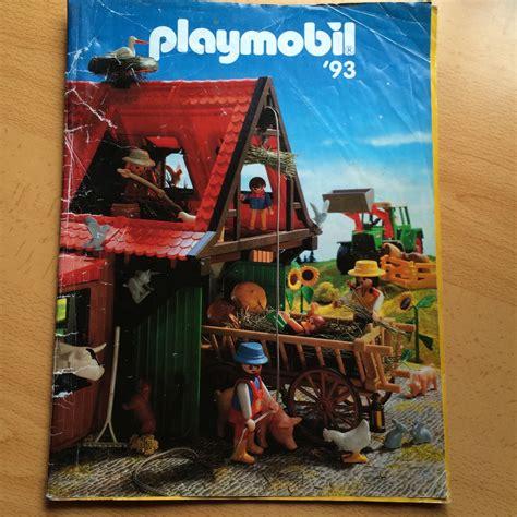 Esta casa me fascina: Catálogo Playmobil 93