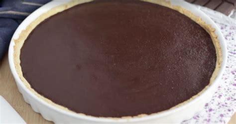 Esta es la tarta de chocolate más fácil de hacer que hayas ...