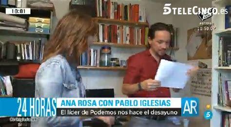 Ésta es la vivienda de Pablo Iglesias en Vallecas  Madrid ...