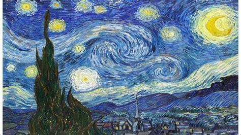 Esta ilusión óptica te hará ver el cuadro de Van Gogh en ...