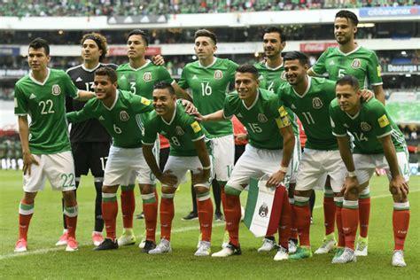 Esta noche México podría calificar al Mundial de Rusia ...