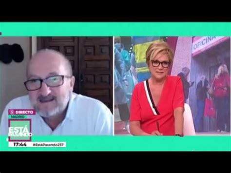 Está Pasando 22 06 2020 Vicente Baos   YouTube