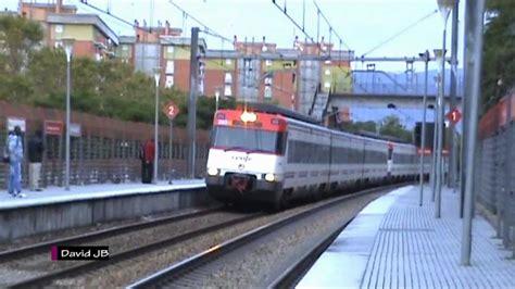 Estaciones de tren: Apeadero de Les Franqueses ...