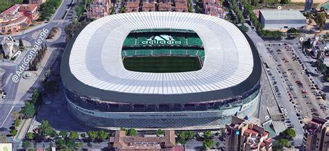 Estadio Benito Villamarín   BETISWEB