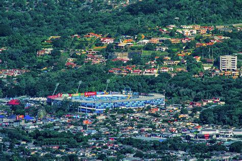 Estadio Cuscatlan   El Salvador Photograph by Totto Ponce
