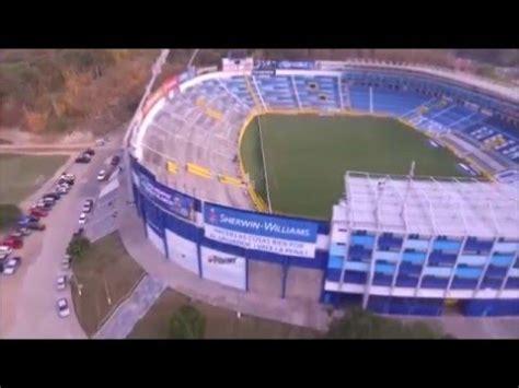 Estadio Cuscatlan, El Salvador.   YouTube
