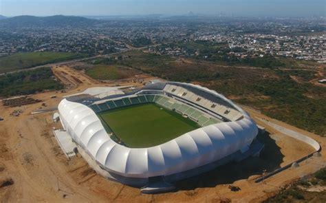 Estadio del Mazatlán FC. Así luce la casa del nuevo equipo ...
