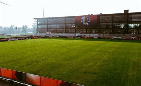 Estadio Instalaciones de la Nueva Casa de Fútbol | Wikia ...