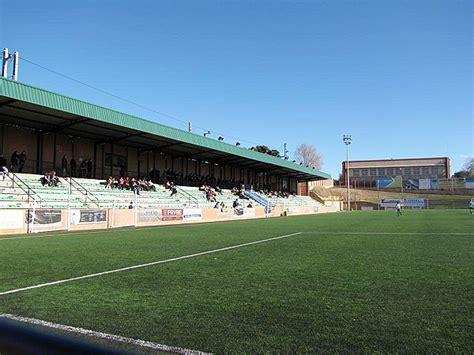 Estadio Municipal de la Via Fèrria   Stadion in Cornellá ...