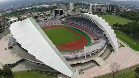 Estadio Nacional , San Jose , Costa Rica   YouTube