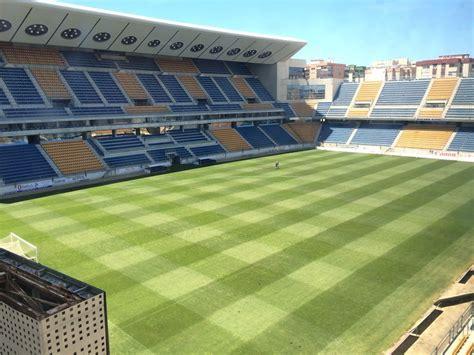 Estadio Ramón de Carranza. La última fase de la ...