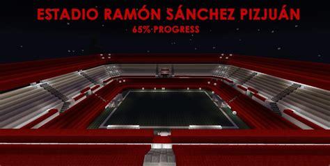 Estadio Ramón Sánchez Pizjuán / Sevilla FC stadium ...
