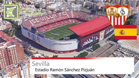 Estadio Ramón Sánchez Pizjuán | Sevilla FC | UEFA Europa ...
