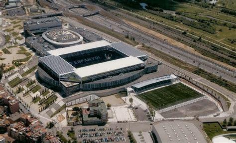 Estadios de Fútbol en España: Barcelona   Nou Camp ...