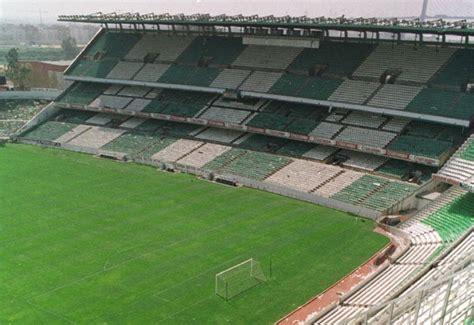 Estadios de segunda   La Liga