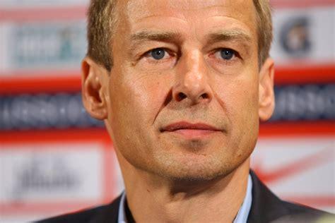 Estados Unidos despide al técnico Jürgen Klinsmann en ...