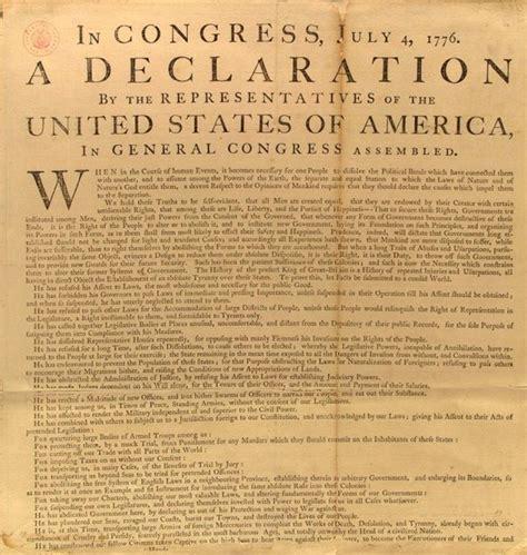 Estados Unidos. El 4 de Julio de 1776 tiene lugar la ...