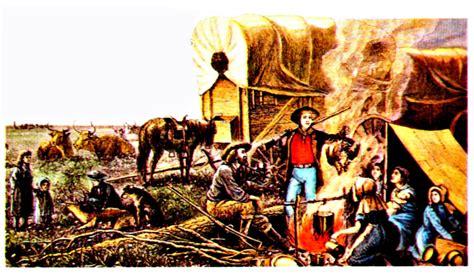 Estados Unidos: la migración hacia el oeste 1776   1845