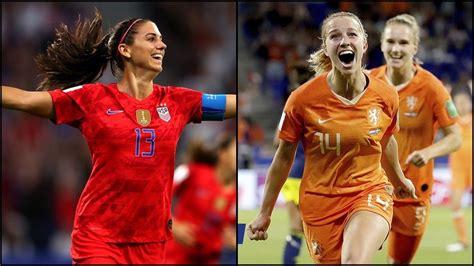 Estados Unidos y Holanda definirán el título de la copa ...